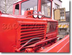 Технические характеристики трелевочных тракторов ТЛТ-100.